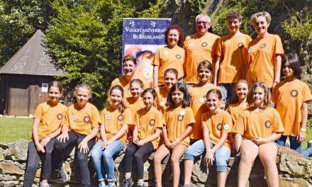 Lockenhaus: Volkstanzen bei Spiel und Spaß