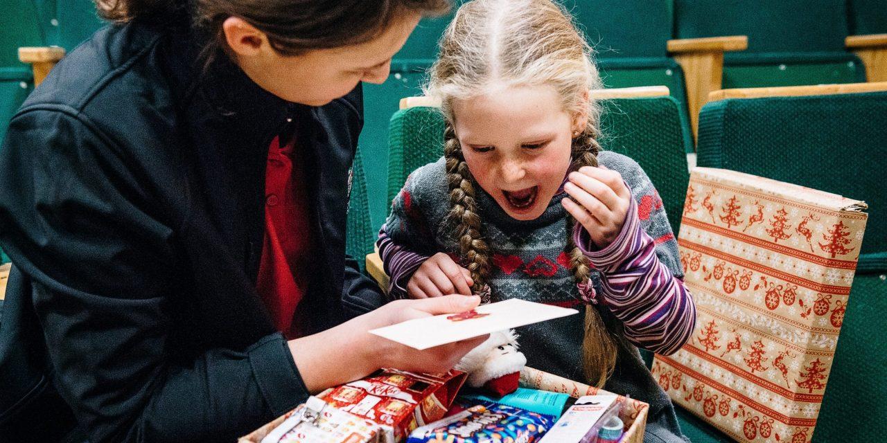 Kindern Weihnachten schenken