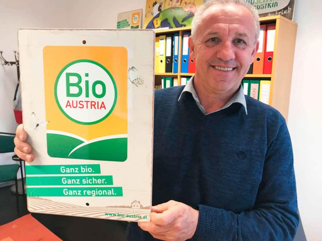 Foto Bio DI Ernst Trettler GF Bio Austria