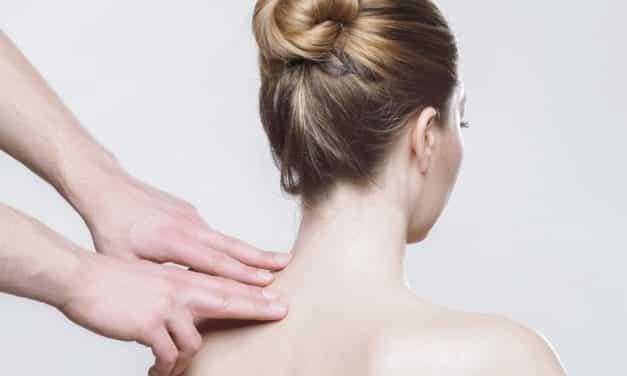 Die energetische und körperliche Halswirbelsäule