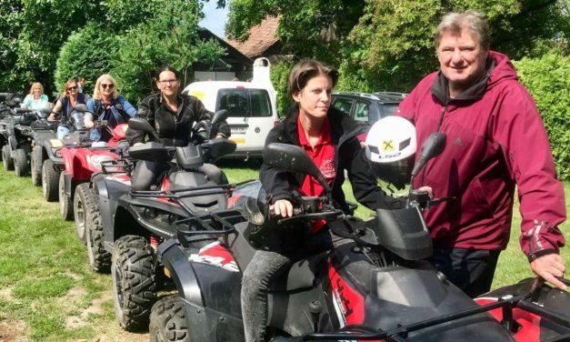 Abenteuer Quad-Tour