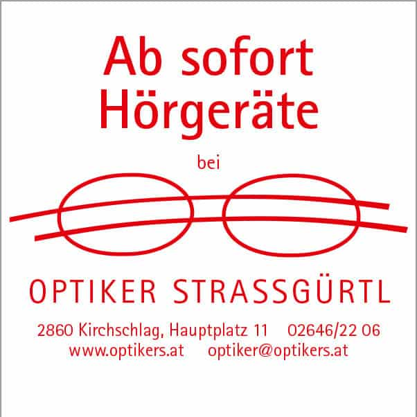 Optiker Strassgürtl